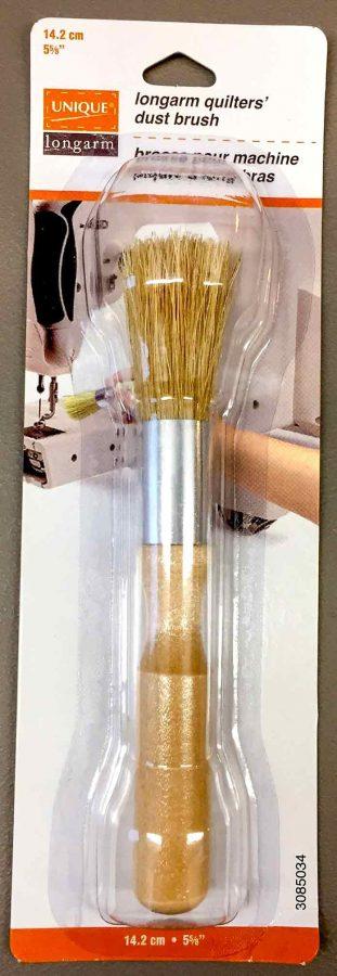 """5⅝"""" UNIQUE longarm Quilters' Dust Brush"""