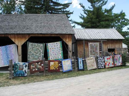 QUILTS at the Creek Art Exhibit