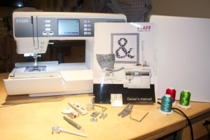 Test Driving the PFAFF Quilt Ambition 2.0