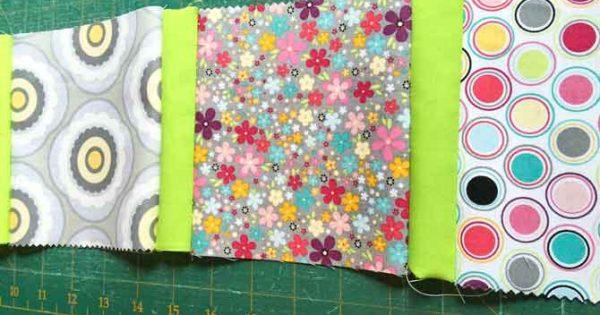 The Magic Technique Of Fusing Fabric For Applique