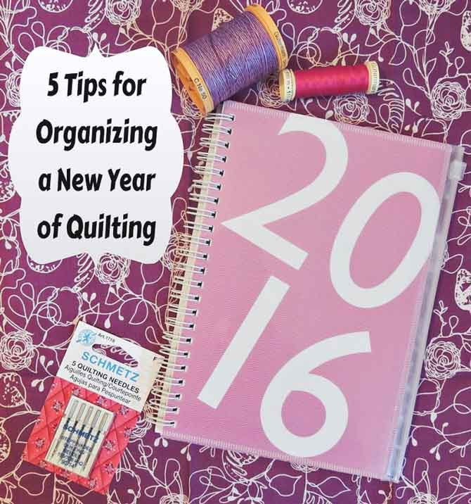 Use these 5 tips to get quilting in 2016