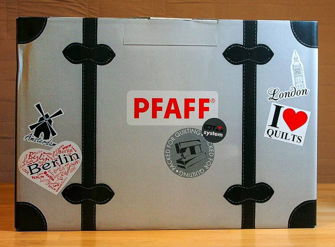 Pfaff Passport 2.0 Box