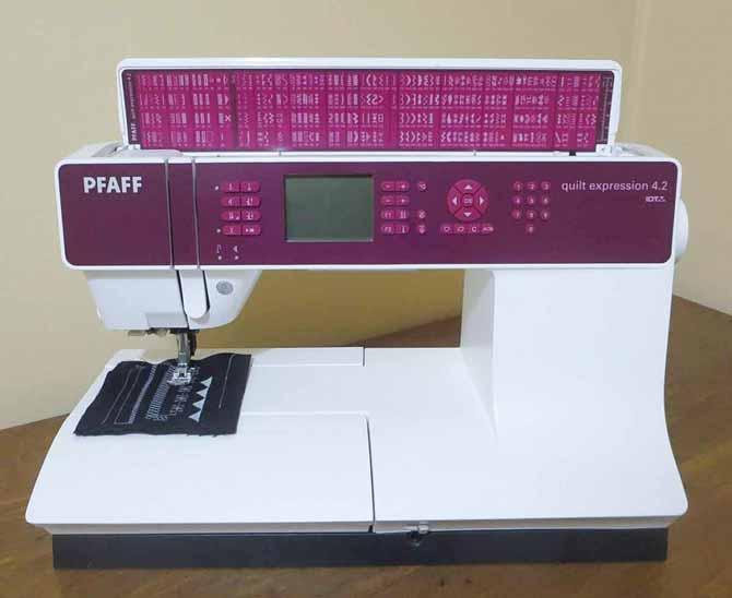 Pfaff Expression™ 4.2