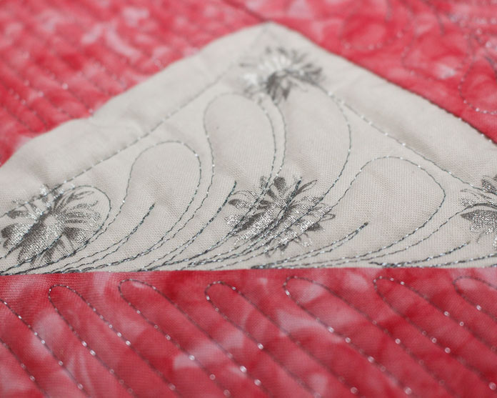 Spotlite 6 Tips For Quilting With Metallic Thread On A
