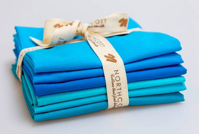 QUILTsocial Giveaway 092: Northcott ColorWorks Premium Solids Bundle