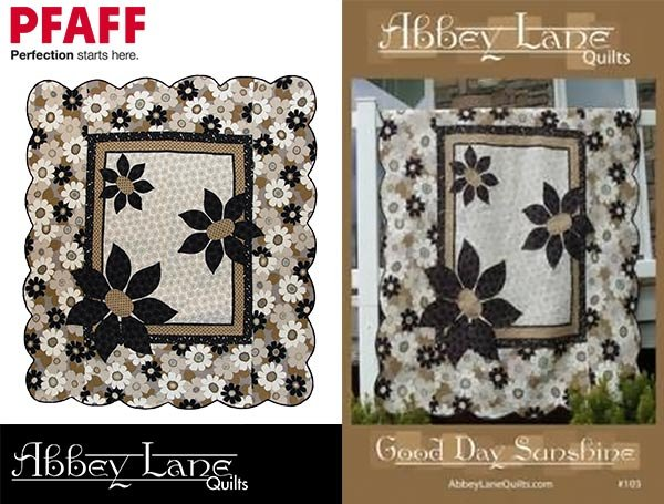 WEEKLY GIVEAWAY! Good Day Sunshine by Abbey Lane Quilts