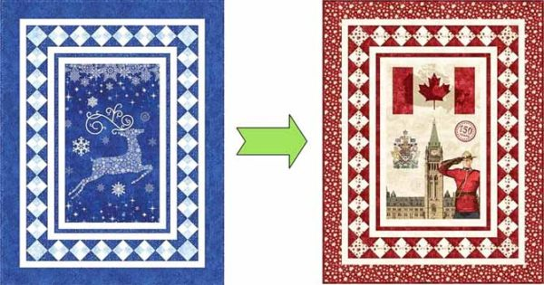 Using Fabric Panels In Quilt Patterns
