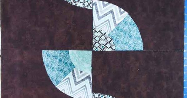 9 Easy Steps To Perfect Wagon Wheel Quilt Blocks