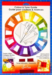The Sew Easy Color Wheel