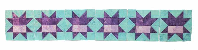 6 star blocks