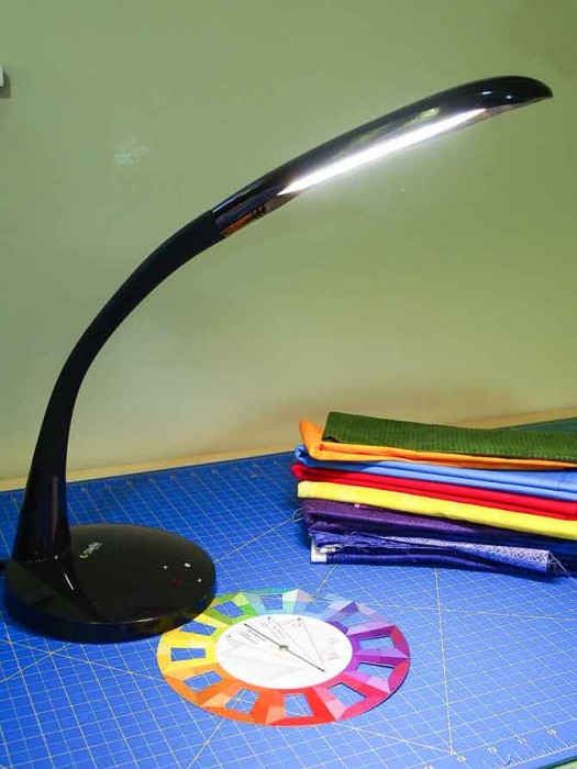 The Stella desk lamp