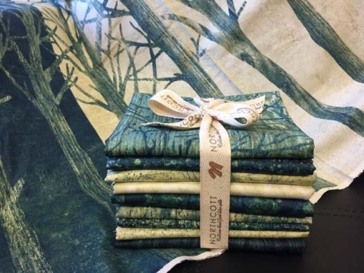 QUILTsocial Giveaway 128: Northcott Stonehenge Elements Fabric!