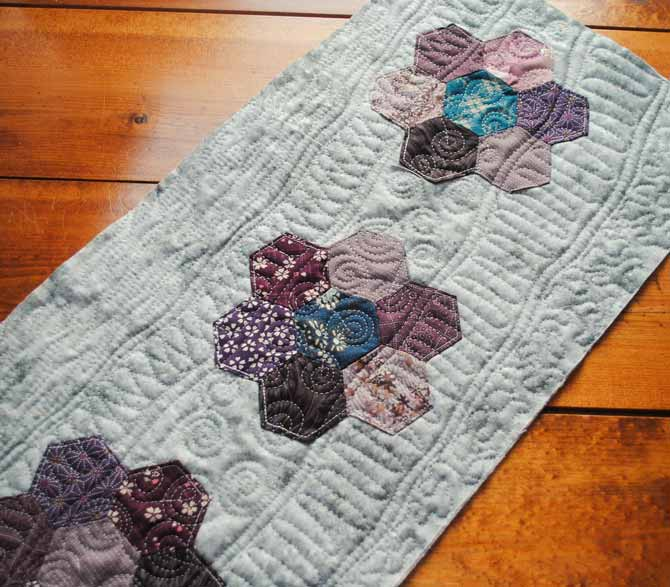 what thread to use for machine quilting