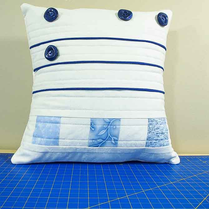 Monochromatic cushion
