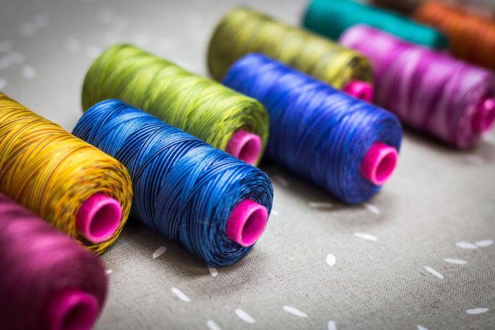 So colorful Tutti threads.