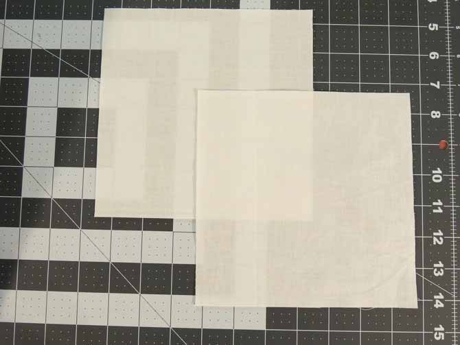 fabric for pillow form