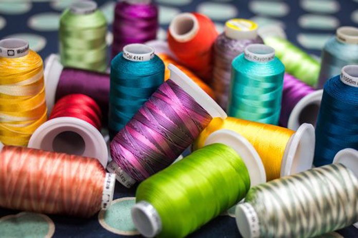 Splendor 30 wt thread perfect for your quilting ideas