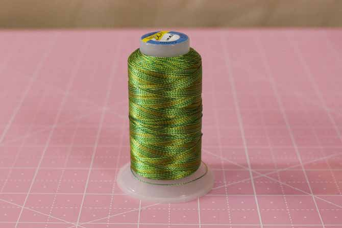 A spool of Accent thread