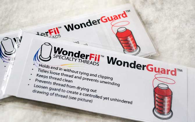 WonderGuard wraps